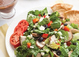 Grilled-Greek-Chicken-Salad-Recipe