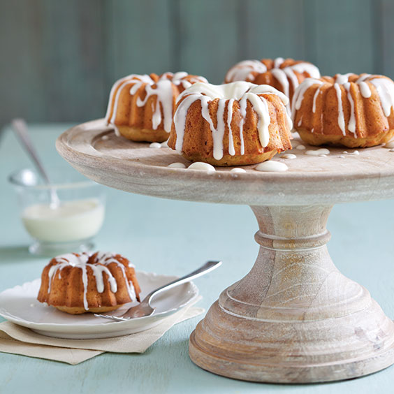 Mini-Carrot-Bundt-Cakes-Recipe