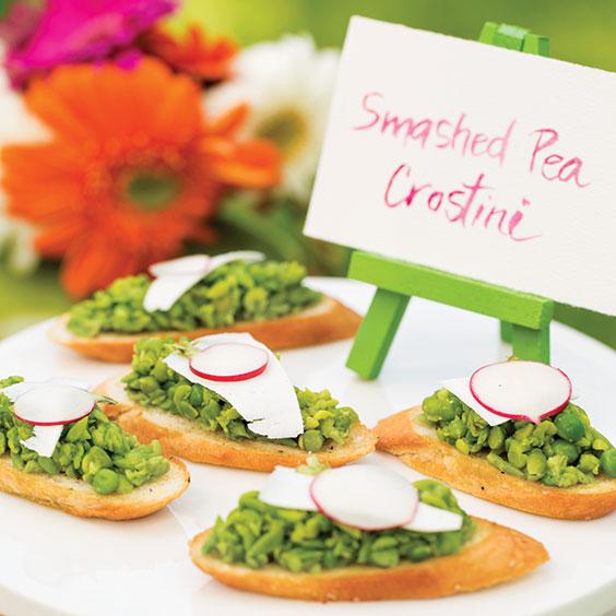 Smashed-Pea-Crostini-Recipe