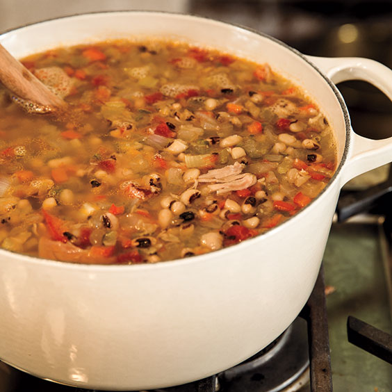 Paula Deen Chicken Noodle Soup: Cooking With Paula Deen