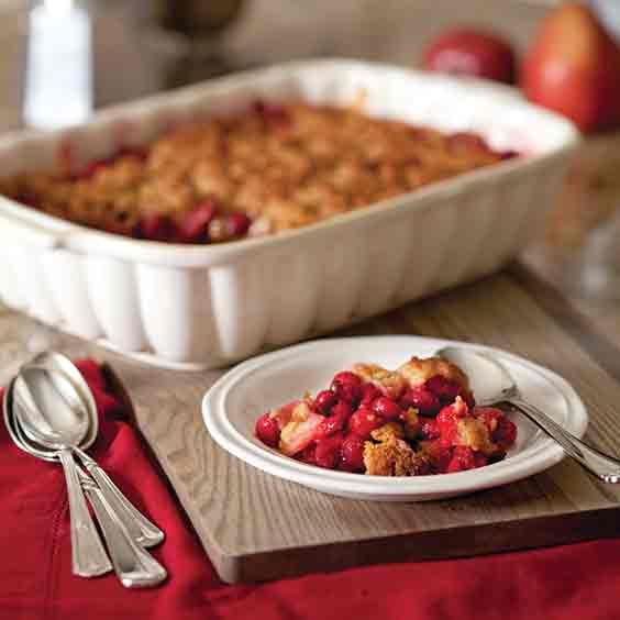 Cranberry-Pear-Crumble-Recipe