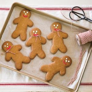 Gingerbread Men Recipe Christmas Treats