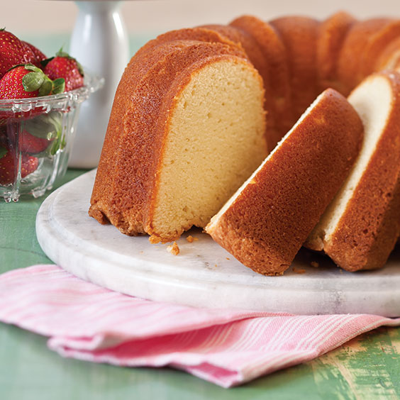 Perfect Pound Cake Recipe Cooking With Paula Deen