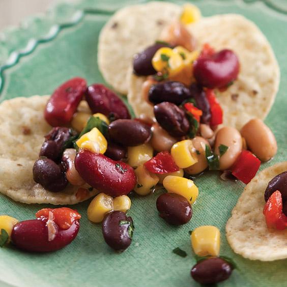 Salmon Cakes Recipe Paula Deen: Black-Eyed Pea Dip Recipe