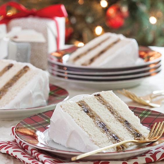 Mrs Maudie S Lane Cake