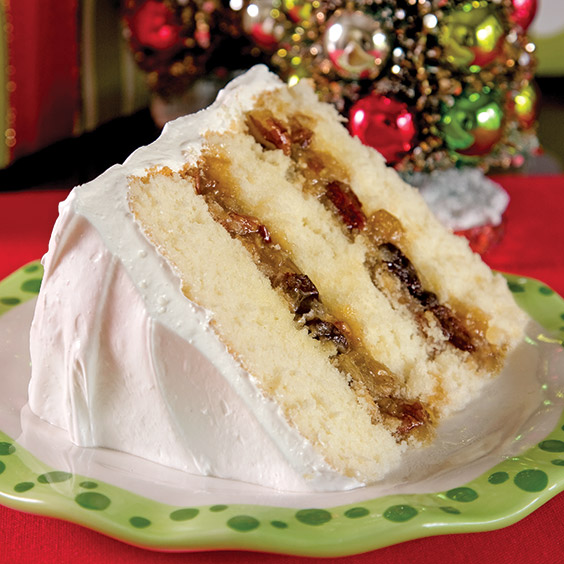 Lane Cake Recipe - Cooking with Paula Deen