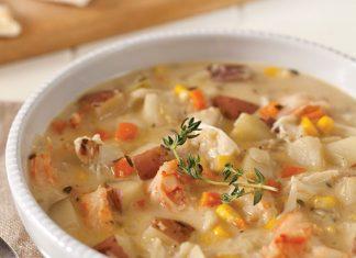 seafood-chowder