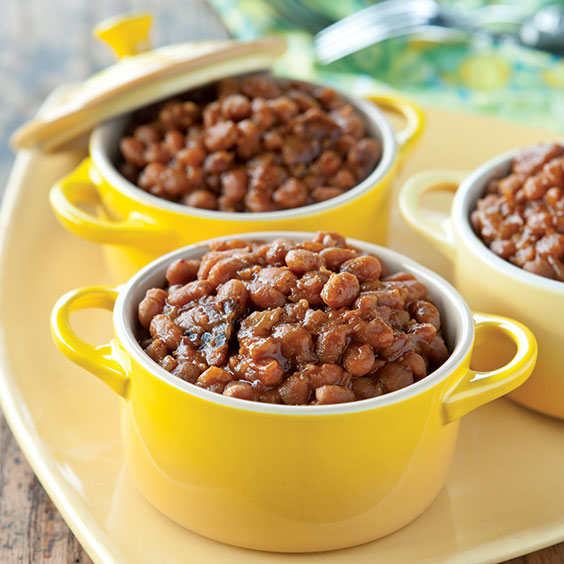 Slow Cooker Boston Baked Beans Recipe