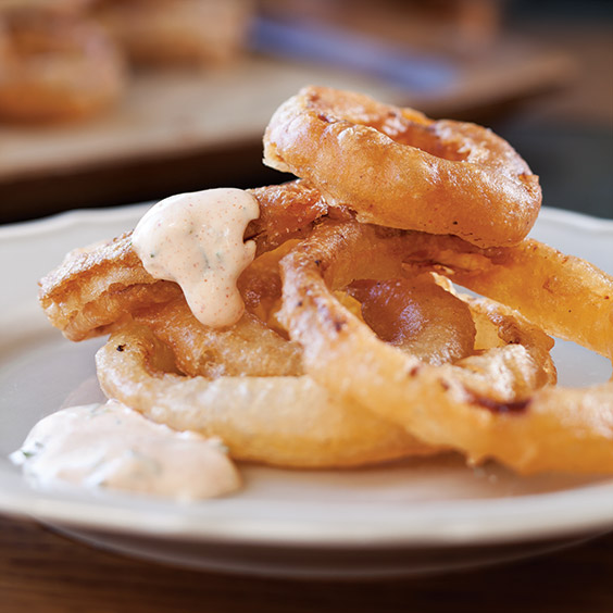 Beer-Battered Onion Rings - Paula Deen Magazine