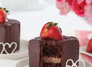 Chocolate Bombe Cake