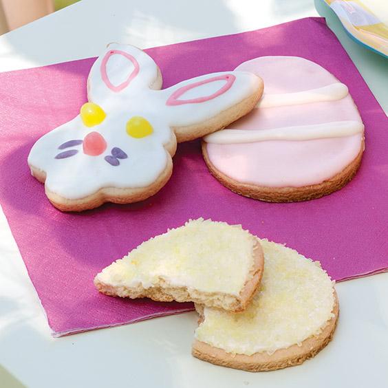 Eggstra Special Sugar Cookies