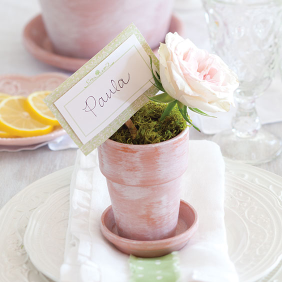 Mother's Day Place Card; Mother's Day Celebration