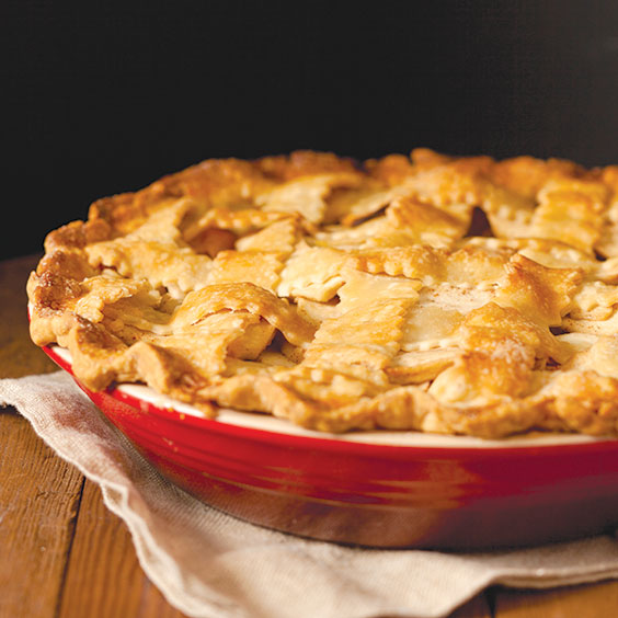 Homestyle Apple Pie Recipe Cooking With Paula Deen