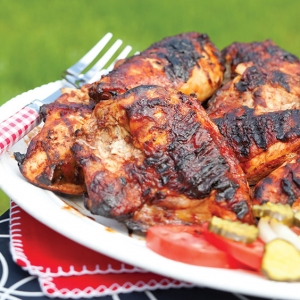 dr pepper barbecue chicken