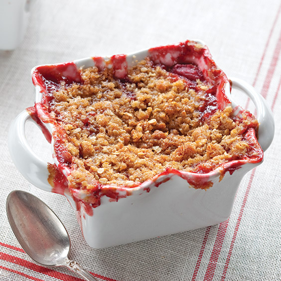 Strawberry Cobbler - Paula Deen Magazine