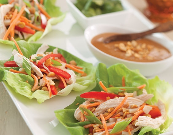thai-lettuce-wraps