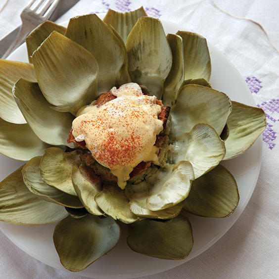 breakfast-artichokes