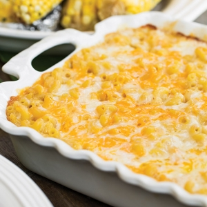 Make One and Take One: Side Dishes No Boil Mac and Cheese