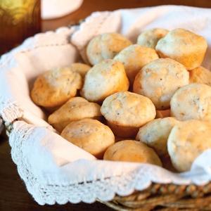 rosemary-goat-cheese-muffins
