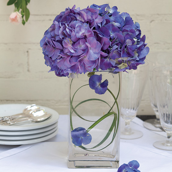 3 hydrangea bouquet
