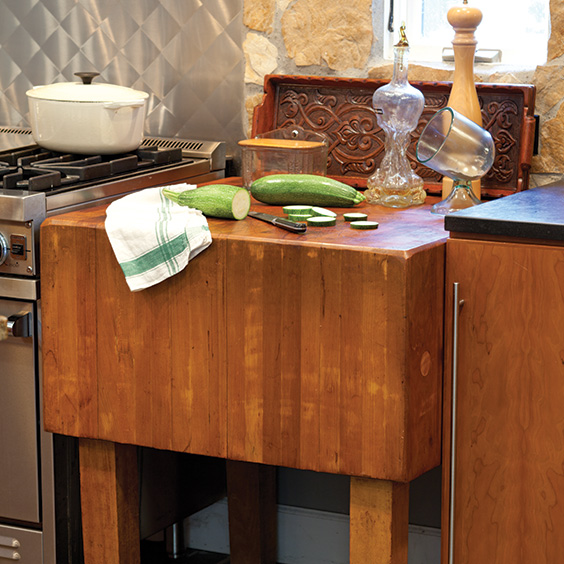 Modern Kitchen Design-Cooking With Paula Deen Magazine