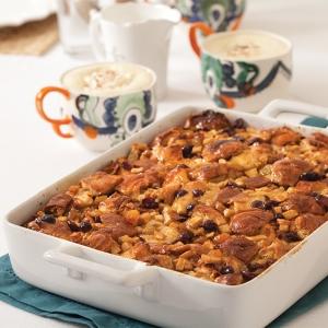 Breakfast Bread Pudding - Paula Deen Magazine