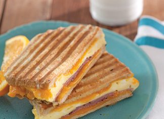 French Toast Panini