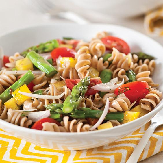 Garden Pasta Salad - Paula Deen Magazine