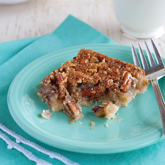 southern pecan pie bars paula deen magazine