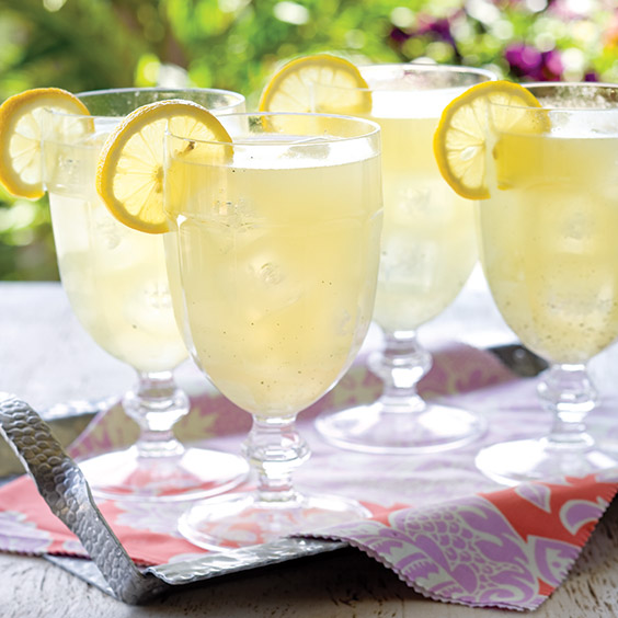 vanilla lemonade