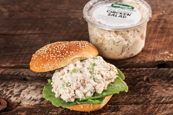 chicken salad spots