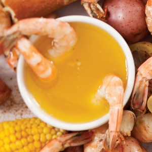 clarified butter for shrimp