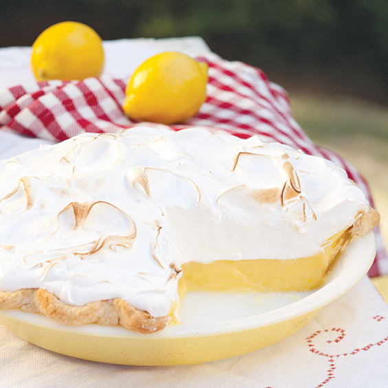 Lemon Meringue Pie Paula Deen Magazine