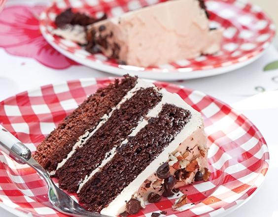chocolate-mocha-caramel-cake