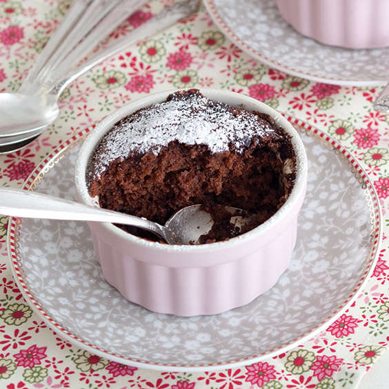chocolate pudding cakes