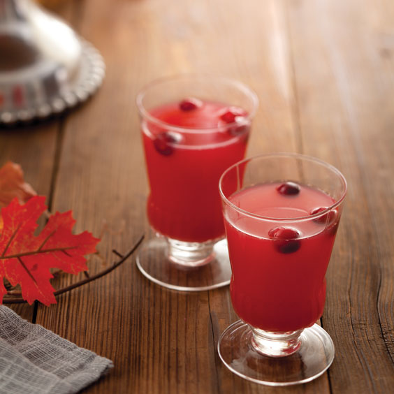 Cranberry-Citrus Punch