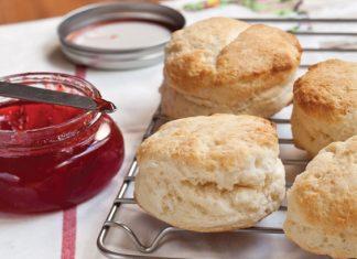 Basic Buttermilk Biscuits
