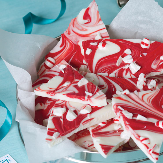 Peppermint Swirl Bark