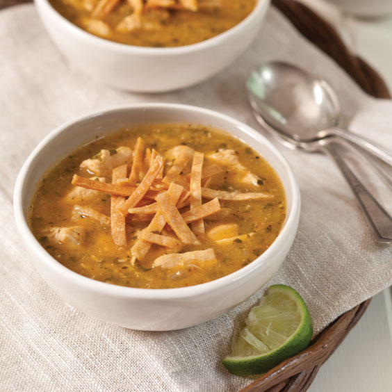 Paula Deen Chicken Noodle Soup: Chicken Tomatillo Soup