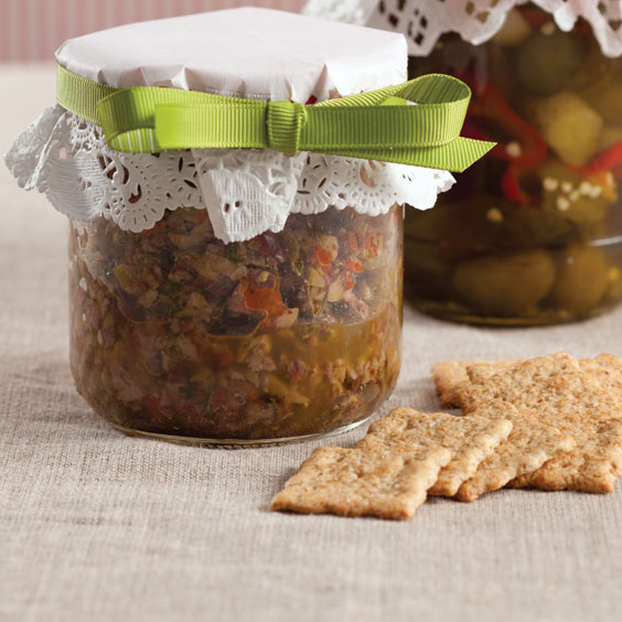 Tangy Olive Tapenade