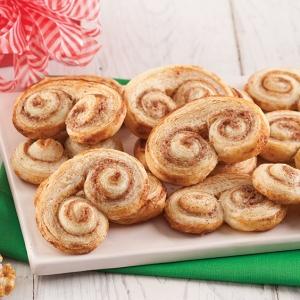 Cinnamon-Sugar Swirl Cookies