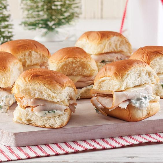 Ranch Turkey Sliders - Paula Deen Magazine