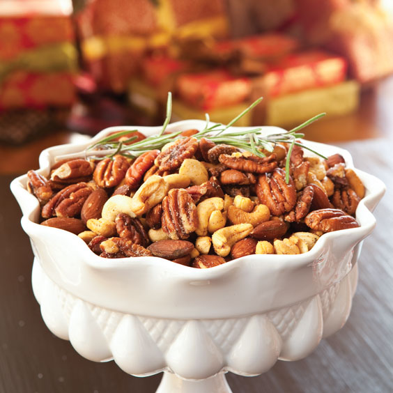 Bacon Mixed Nuts