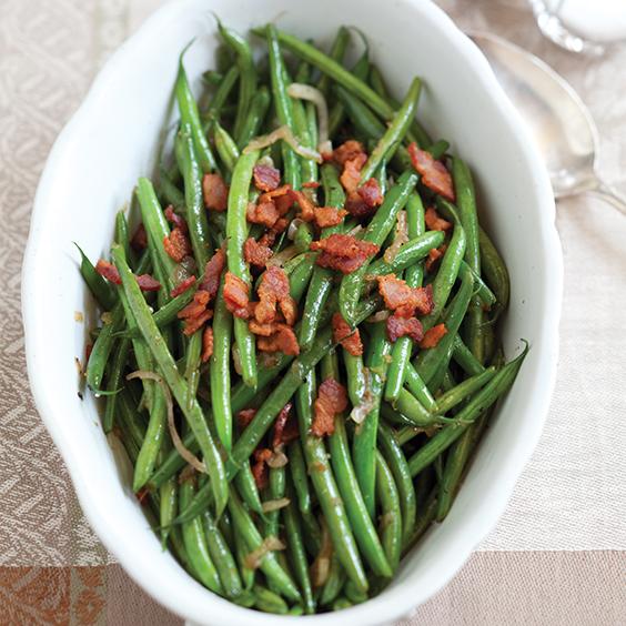 Easy-Skillet-Green-Beans