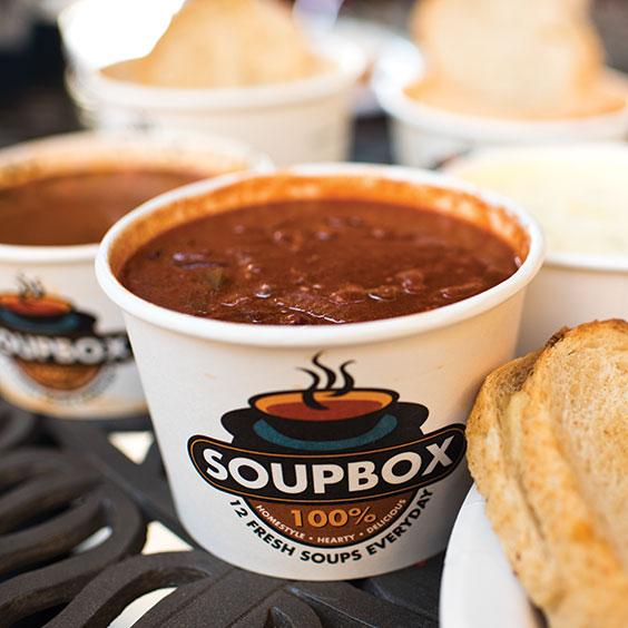 soups from Soupbox