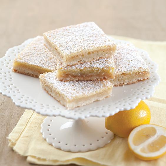 Meyer Lemon Bars