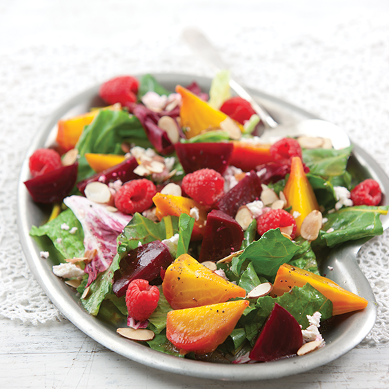 Beet and Feta Salad - Paula Deen magazine
