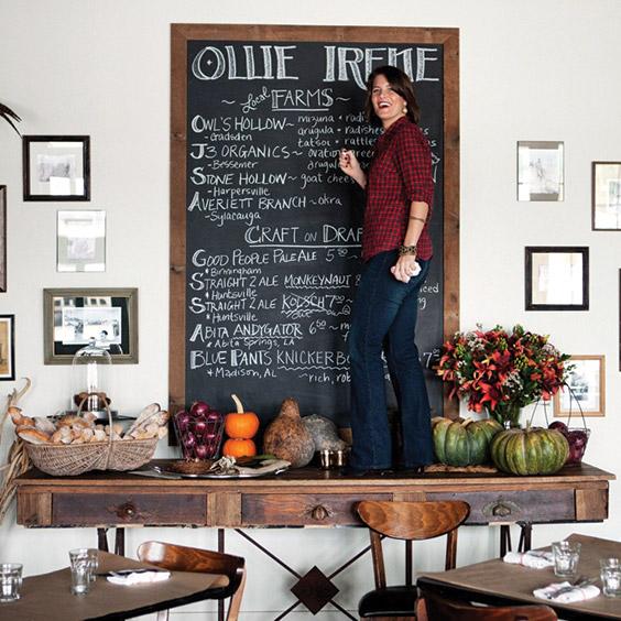 Ollie Irene restaurant in Birmingham, Alabama