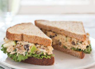 Chutney Chicken Salad