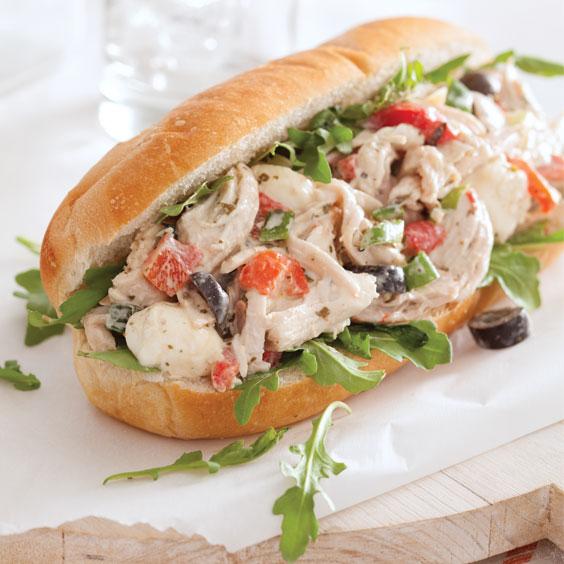 Italian Chicken Salad - Paula Deen Magazine